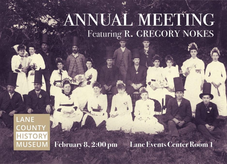 Annual Meeting February 8