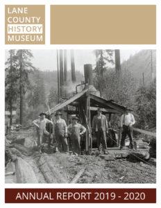 Annual Report 2019-2020 Cover